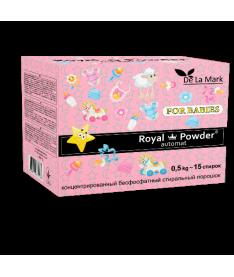 Стиральный порошок DeLaMark Royal Powder Baby, 500г