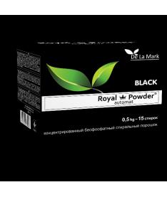 Стиральный порошок DeLaMark Royal Powder Black, 1кг
