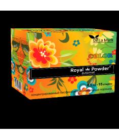 Стиральный порошок DeLaMark Royal Powder Colour, 0,5кг