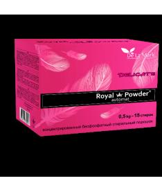 Стиральный порошок DeLaMark Royal Powder Delicate, 500г