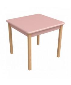 Столик детский Верес, розовый