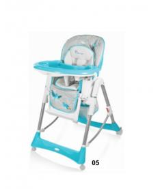 Стульчик для кормления Baby Design Bambi-05 2012