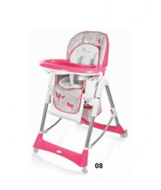 Стульчик для кормления Baby Design Bambi-08 2012