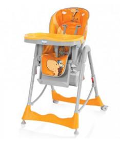 Стульчик для кормления Baby Design PEPE 01 (жираф)
