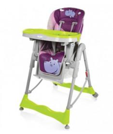 Стульчик для кормления Baby Design PEPE 06 (Hippo)