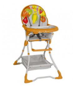 Стульчик для кормления Bertoni BRAVO (orange mice)