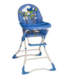 Стульчик для кормления Bertoni CANDY (blue sky adventure)