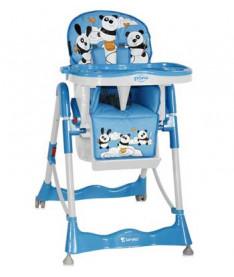 Стульчик для кормления Bertoni PRIMO (blue pandas)