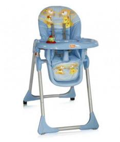 Стульчик для кормления Bertoni YAM YAM (blue mice)