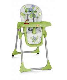 Стульчик для кормления Bertoni YAM YAM (green toy rabbit)
