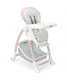 Стульчик для кормления Cam Gusto (S2500-C236) розовый