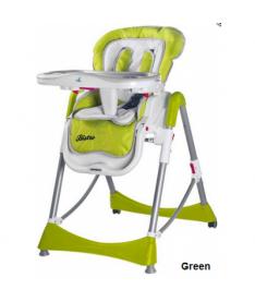 Стульчик для кормления Caretero Bistro (green)
