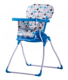 Стульчик для кормления Caretero Practico (blue)