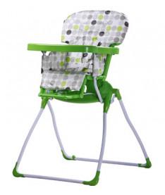 Стульчик для кормления Caretero Practico (green)