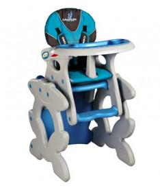 Стульчик для кормления Caretero Primus (blue)