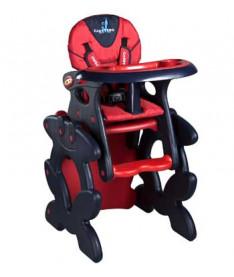 Стульчик для кормления Caretero Primus (red)