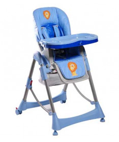 Стульчик для кормления Caretero Royo (blue)
