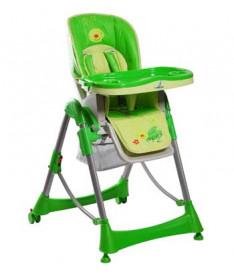 Стульчик для кормления Caretero Royo (green)