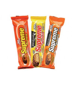 Supreme Bar Choc PB Wafer Cr 9 ct