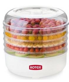 Сушилка для овощей и фруктов Rotex RD510-K