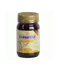 Таблетки Solgar Vitamin Kangavites Tropical Punch N60