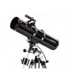 Телескоп Arsenal 130/900, EQ2, рефлектор Ньютона, с окулярами PL6.3 и PL17
