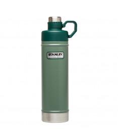 Термобутылка Stanley Classic 0,75 л, зеленая