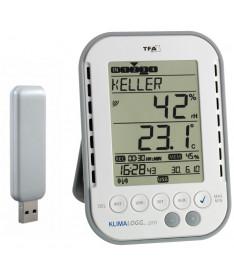 Термогигрометр TFA 303039.IT KLIMALOGG PRO