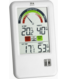 Термогигрометр TFA 303045 IT BEL AIR