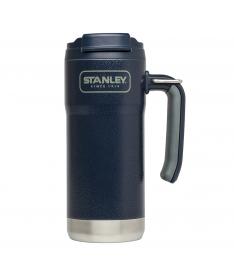 Термокружка Stanley Travel 0.47 л,  темно-синяя