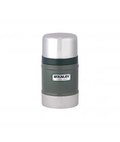Термос пищевой Stanley Classic 0.5 л, зеленый