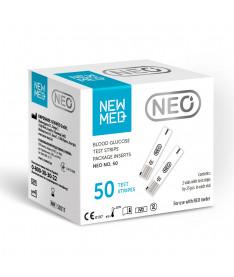 Тест-полоски NewMed Neo №50