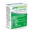 Тест-полоски One Touch Ultra Plus, 50шт.