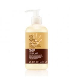 The body shop Almond Conditionig Hand Wash гель для мытья рук &quotМиндаль&quot