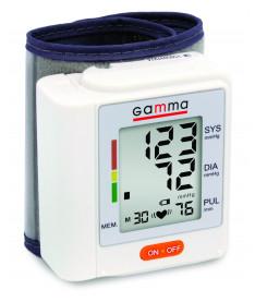 Тонометр автоматический на запястье Gamma Active New (Великобритания)