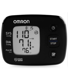 Тонометр автоматический на запястье Omron HG 3 (HEM-6140-D) (Япония)