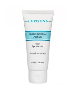 Трансдермальный крем с липосомами Christina Trans dermal Cream with Liposomes, 60 мл