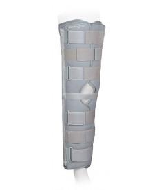 Трехпанельная иммобилизационная коленная шина 40см, 50см, 60см Donjoy