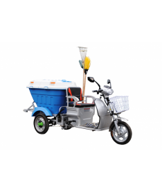 Трицикл Hercules e-Cleaner