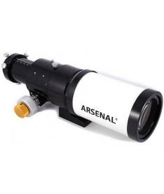 Труба оптическая Arsenal 70/420, ED-рефрактор, с кейсом