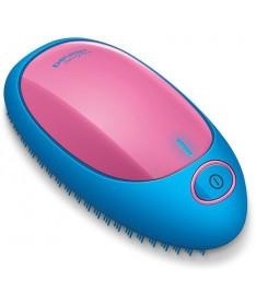 Щетка для распутывания волос Beurer НТ 10 blue-pink
