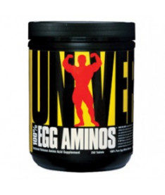Universal Nutrition 100% Egg Aminos 250 таб