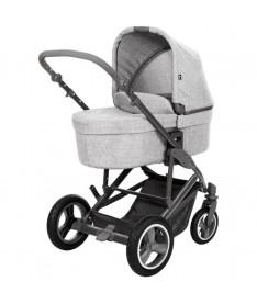Универсальная коляска 2 в 1 ABC Design Catania 4 Air Woven Grey