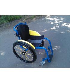 Усиленная активно-спортивная коляска Flaer 32