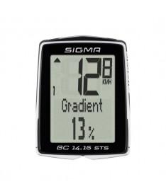 Велокомпьютер Sigma Sport BC 14.16 STS CAD