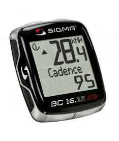 Велокомпьютер Sigma Sport BC 16.12 STS/CAD