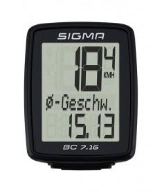 Велокомпьютер Sigma Sport BC 7.16