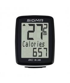 Велокомпьютер Sigma Sport BC 9.16