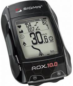 Велокомпьютер Sigma Sport ROX 10.0 GPS SET BLACK