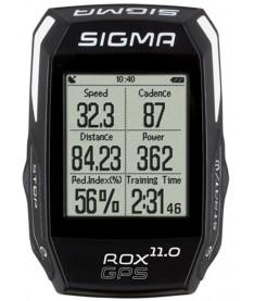 Велокомпьютер Sigma Sport ROX 11.0 GPS BLACK SET